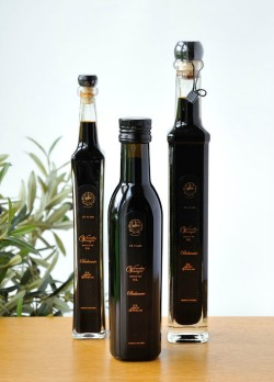 Aged Spanish and New World Balsamic