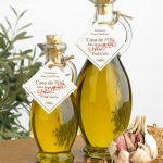 Arbequina Olive Oil with Garlic 'Cold Smoked'