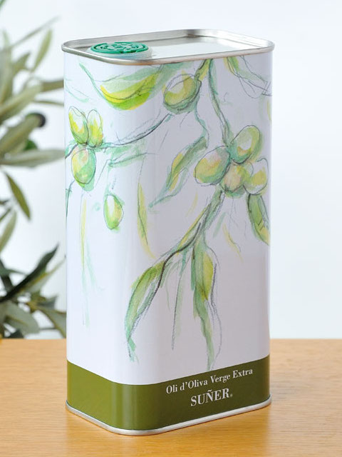 Suner Arbequina Extra Virgin Olive Oil